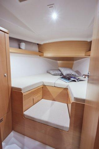 Trend Travel Yachting, Jeanneau Sun Odyssey 319. Kabine 6