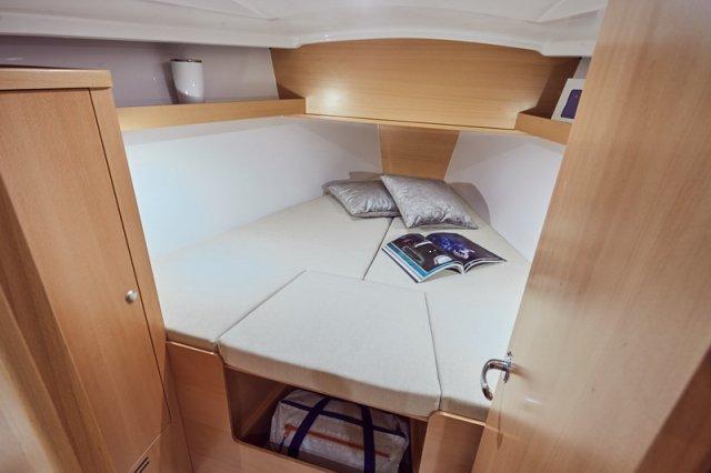Trend Travel Yachting, Jeanneau Sun Odyssey 319. Kabine 5