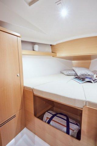 Trend Travel Yachting, Jeanneau Sun Odyssey 319. Kabine 4