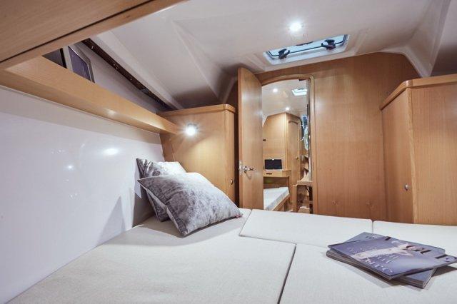Trend Travel Yachting, Jeanneau Sun Odyssey 319. Kabine 3