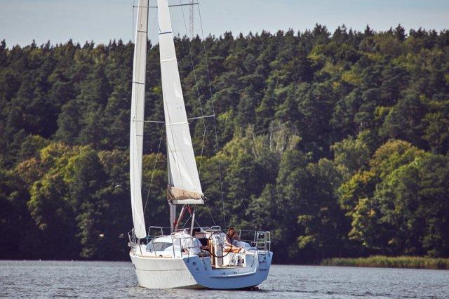 Trend Travel Yachting, Jeanneau Sun Odyssey 319. unter Segeln 14