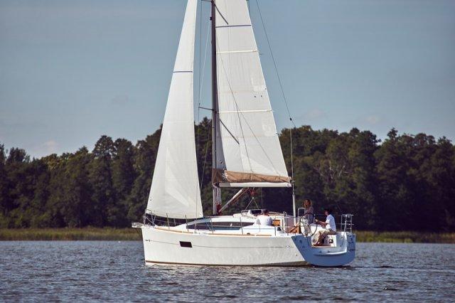 Trend Travel Yachting, Jeanneau Sun Odyssey 319. unter Segeln 12