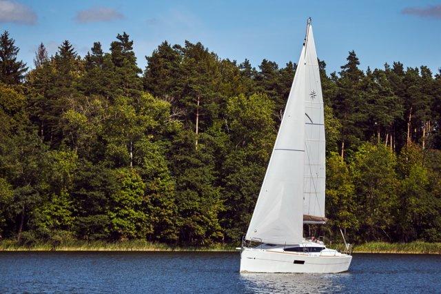Trend Travel Yachting, Jeanneau Sun Odyssey 319. unter Segeln 11