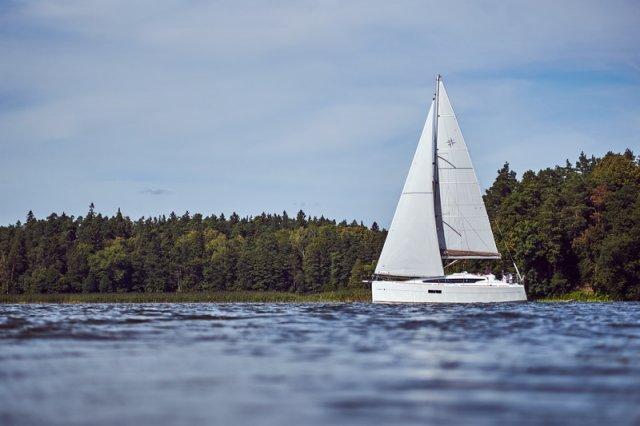 Trend Travel Yachting, Jeanneau Sun Odyssey 319. unter Segeln 10