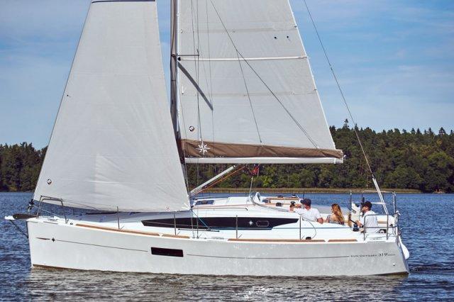 Trend Travel Yachting, Jeanneau Sun Odyssey 319. unter Segeln 7