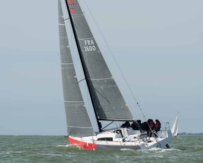 Trend Travel Yachting, Sun Fast 3600 Aussenansicht (26)