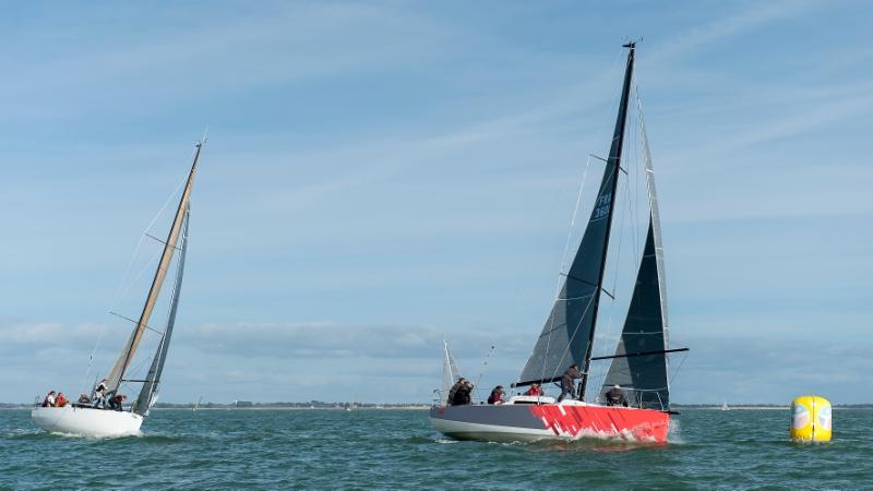 Trend Travel Yachting, Sun Fast 3600 Aussenansicht (25)