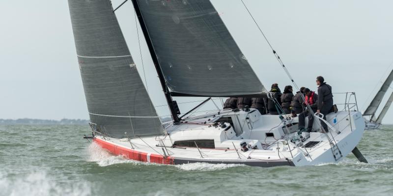 Trend Travel Yachting, Sun Fast 3600 Aussenansicht (24)