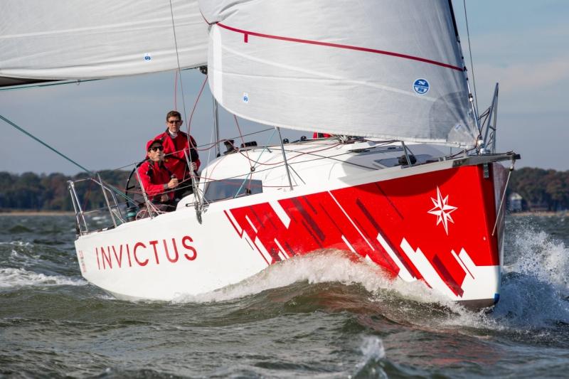 Trend Travel Yachting, Sun Fast 3600 Aussenansicht (22)