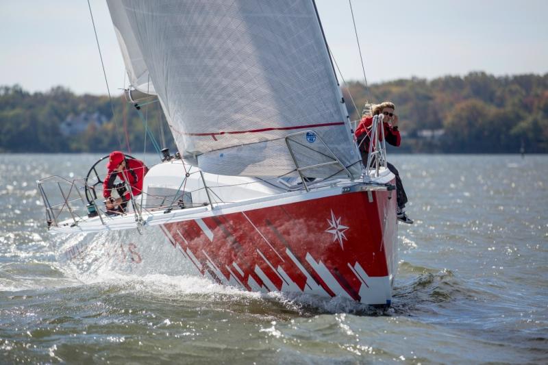 Trend Travel Yachting, Sun Fast 3600 Aussenansicht (19)