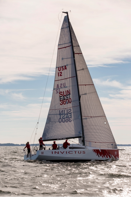 Trend Travel Yachting, Sun Fast 3600 Aussenansicht (17)