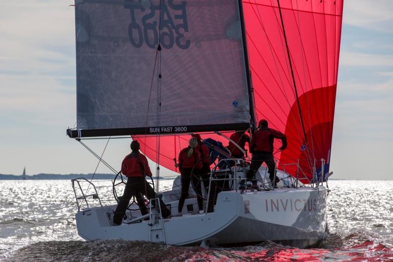 Trend Travel Yachting, Sun Fast 3600 Aussenansicht (15)