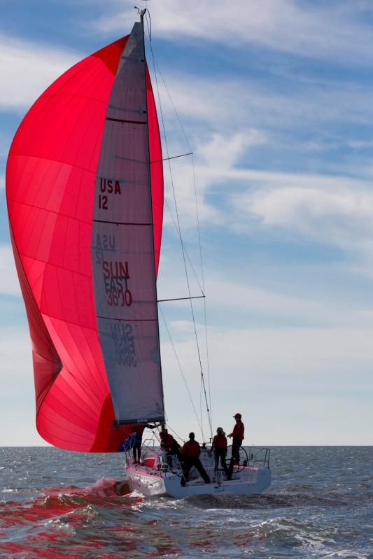 Trend Travel Yachting, Sun Fast 3600 Aussenansicht (14)