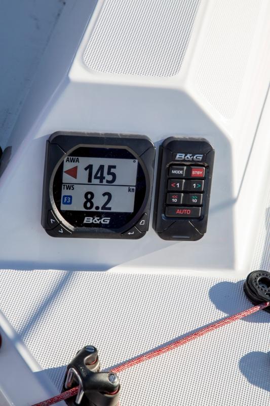 Trend Travel Yachting, Sun Fast 3600 Aussenansicht (12)