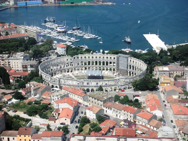 Yachtcharter in Pula - Trend Travel & Yachting