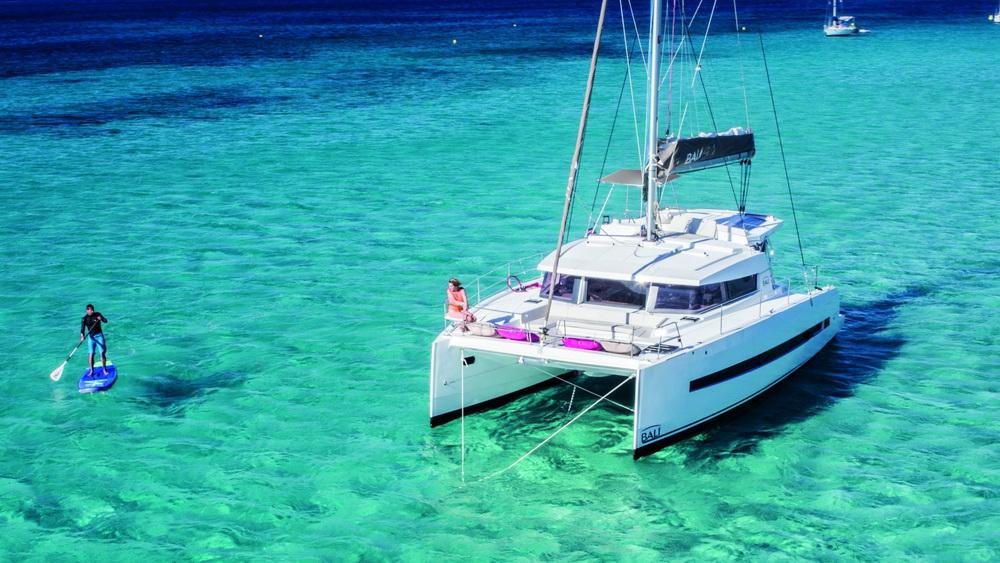 Bali 4.1 - Yachtcharter Kroatien - Trend Travel & Yachting