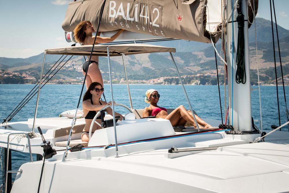 Bali 4.2 Catamaran by Trand Travel Yachting