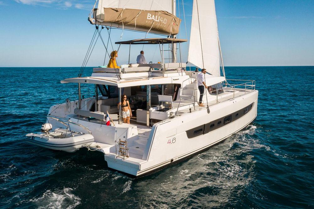 Bali Catamarans Bali 4.6 by Trend Travel Yachting