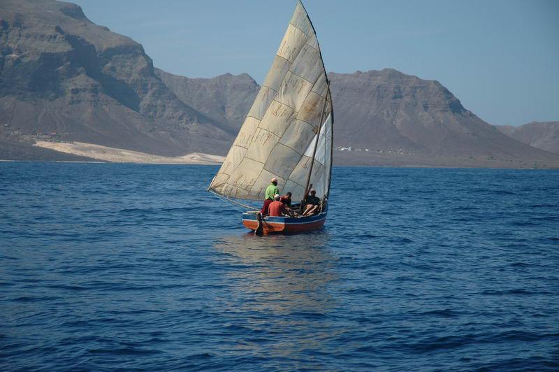 Trend Travel Yachting Kapverden Fischerboot