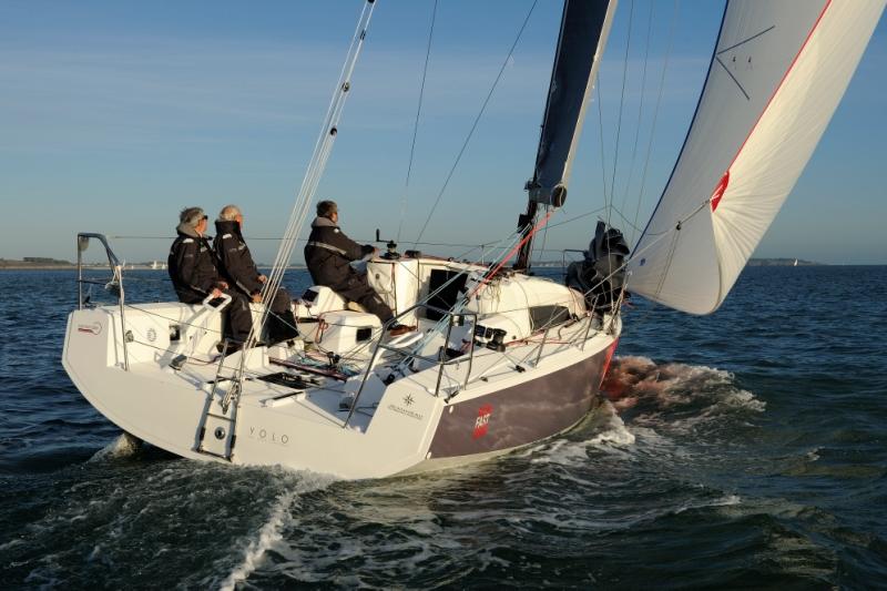 Trend Travel Yachting, Sun Fast 3600 Aussenansicht (10)