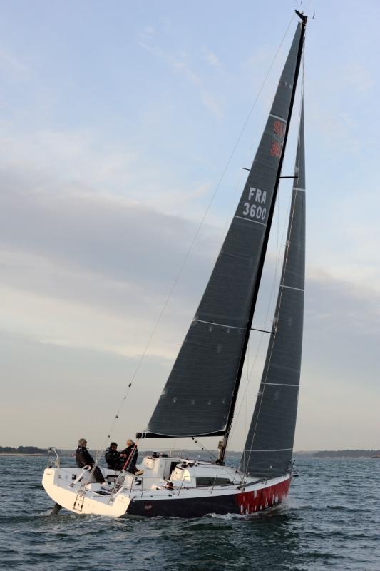 Trend Travel Yachting, Sun Fast 3600 Aussenansicht (9)