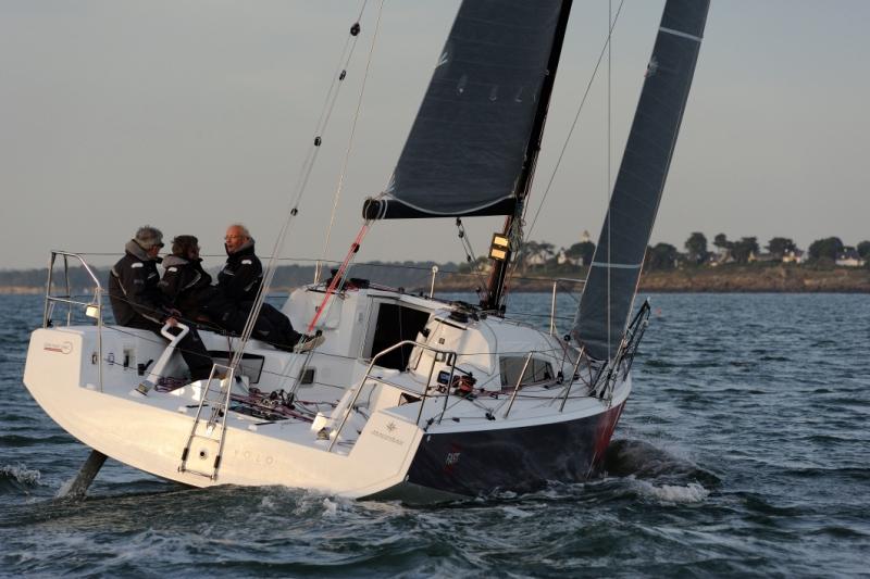 Trend Travel Yachting, Sun Fast 3600 Aussenansicht (8)