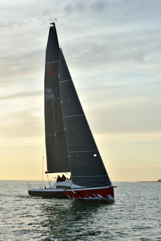 Trend Travel Yachting, Sun Fast 3600 Aussenansicht (7)