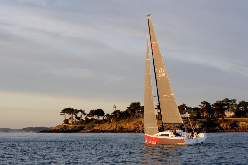 Trend Travel Yachting, Sun Fast 3600 Aussenansicht (6)