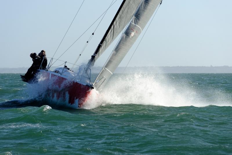 Trend Travel Yachting, Sun Fast 3600 Aussenansicht (4)