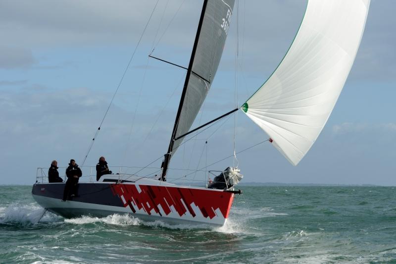 Trend Travel Yachting, Sun Fast 3600 Aussenansicht (3)