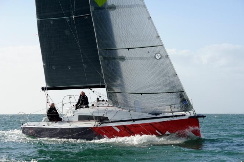 Trend Travel Yachting, Sun Fast 3600 Aussenansicht (2)