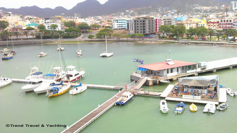 Trend Travel Yachting Marina Mindelo