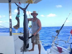 Trend Travel & Yachting Kapverden-Schwertfisch
