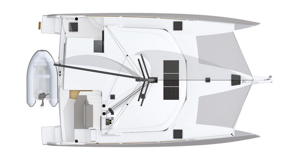 Neel 43 Trimaran Trend Travel Yachting