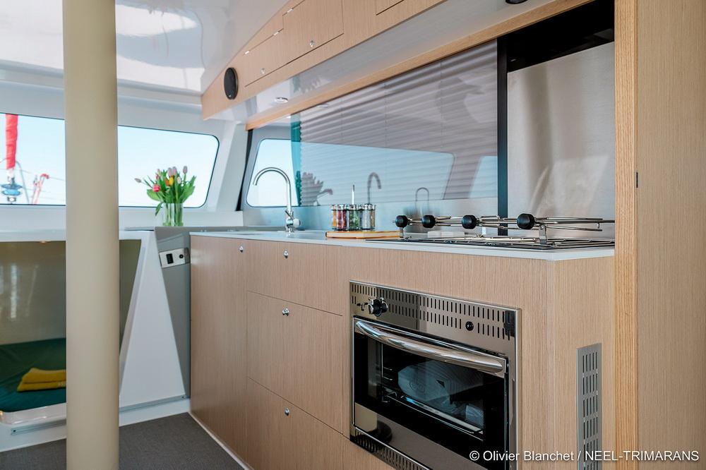 Neel 43 Trimaran by Trend Travel Yachting