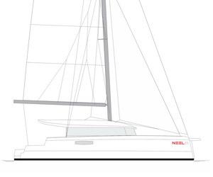 Neel 51 Trimaran Trend Travel Yachting