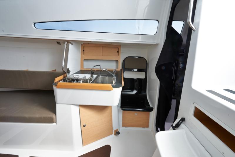 Trend Travel Yachting, Sun Fast 3600 Jeanneau Innenansicht (5)