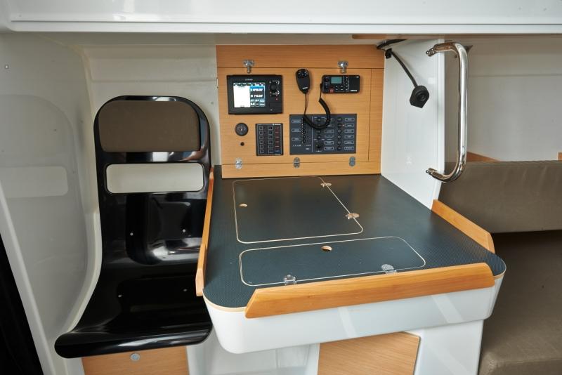 Trend Travel Yachting, Jeanneau Sun Fast 3600 Innenansicht (1)