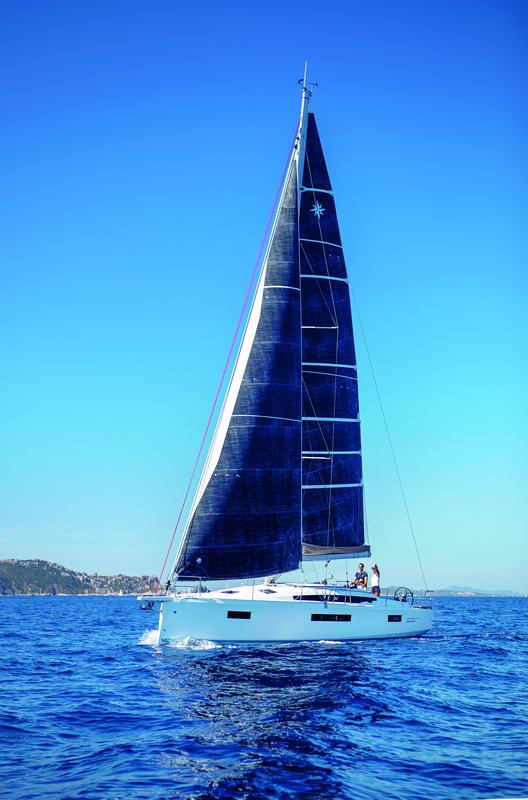 Sun Odyssey 410 in Kroatien Chartern bei Trend Travel & Yachting-44