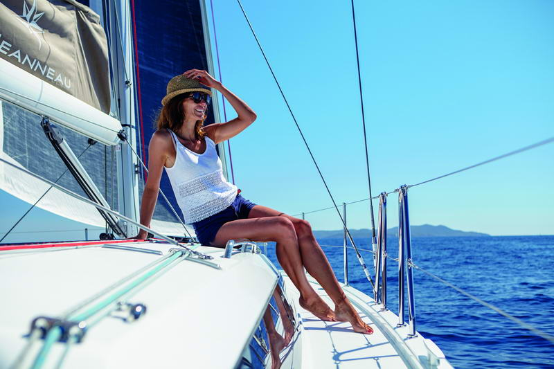 Sun Odyssey 410 in Kroatien Chartern bei Trend Travel & Yachting-42