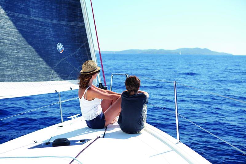 Sun Odyssey 410 in Kroatien Chartern bei Trend Travel & Yachting-41