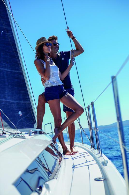 Sun Odyssey 410 in Kroatien Chartern bei Trend Travel & Yachting-39