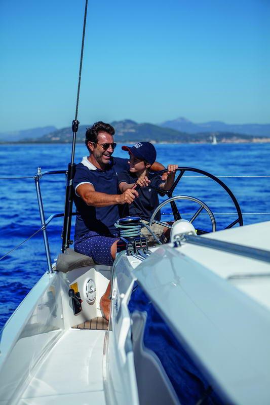 Sun Odyssey 410 in Kroatien Chartern bei Trend Travel & Yachting-36