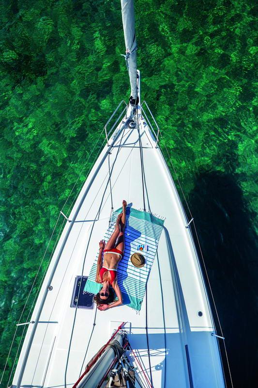Sun Odyssey 410 in Kroatien Chartern bei Trend Travel & Yachting-35