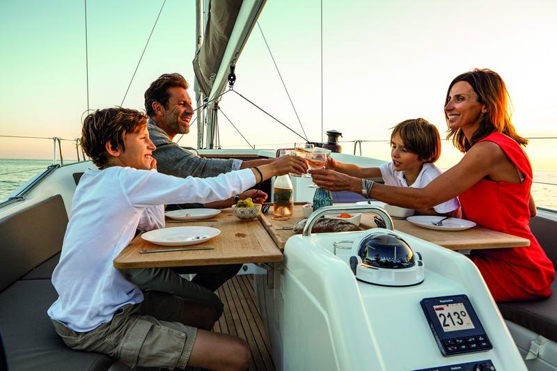 Sun Odyssey 410 in Kroatien Chartern bei Trend Travel & Yachting-32