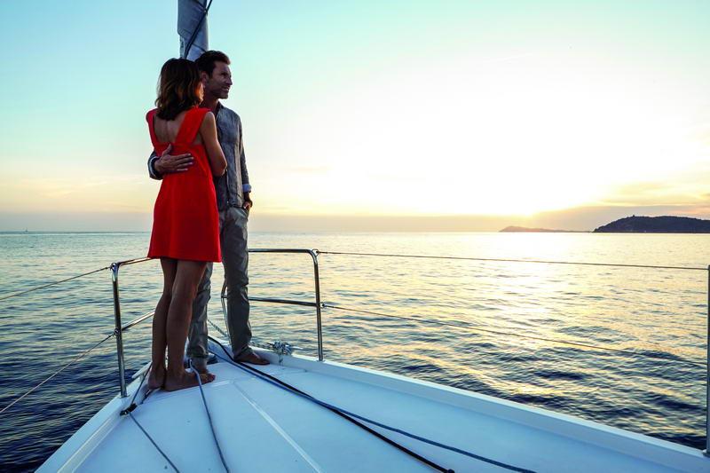 Sun Odyssey 410 in Kroatien Chartern bei Trend Travel & Yachting-31