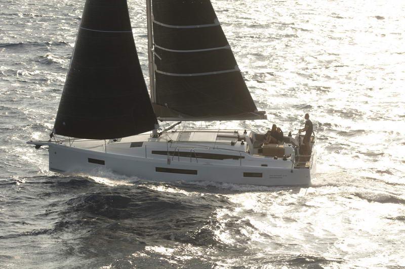 Sun Odyssey 410 in Kroatien Chartern bei Trend Travel & Yachting-29