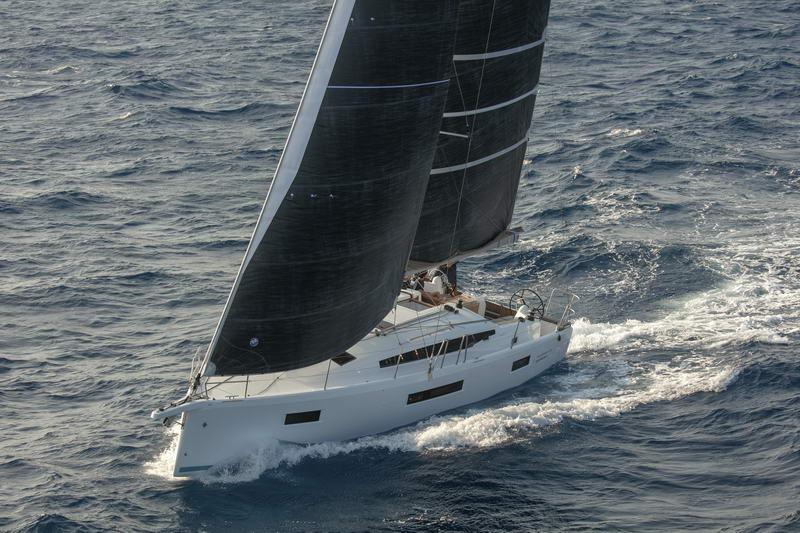 Sun Odyssey 410 in Kroatien Chartern bei Trend Travel & Yachting-27