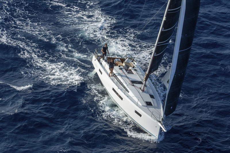 Sun Odyssey 410 in Kroatien Chartern bei Trend Travel & Yachting-25