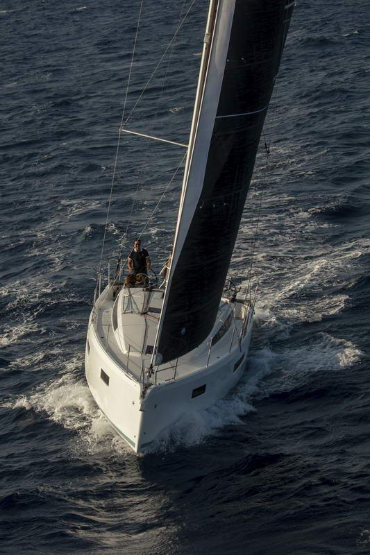 Sun Odyssey 410 in Kroatien Chartern bei Trend Travel & Yachting-24